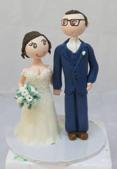 Personalised,handmade,Bride & Groom,Wedding,Cake Toppers